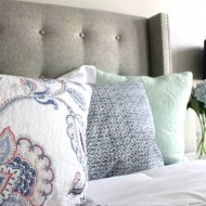 Where The Magic Happens … Master Bedroom Update.