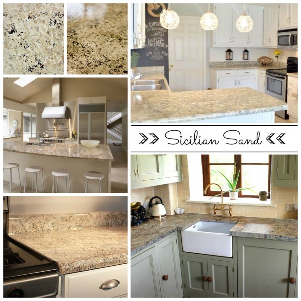 Nuvo Countertop Paint Video : adore this color kit, and the variety of style and color you can ...