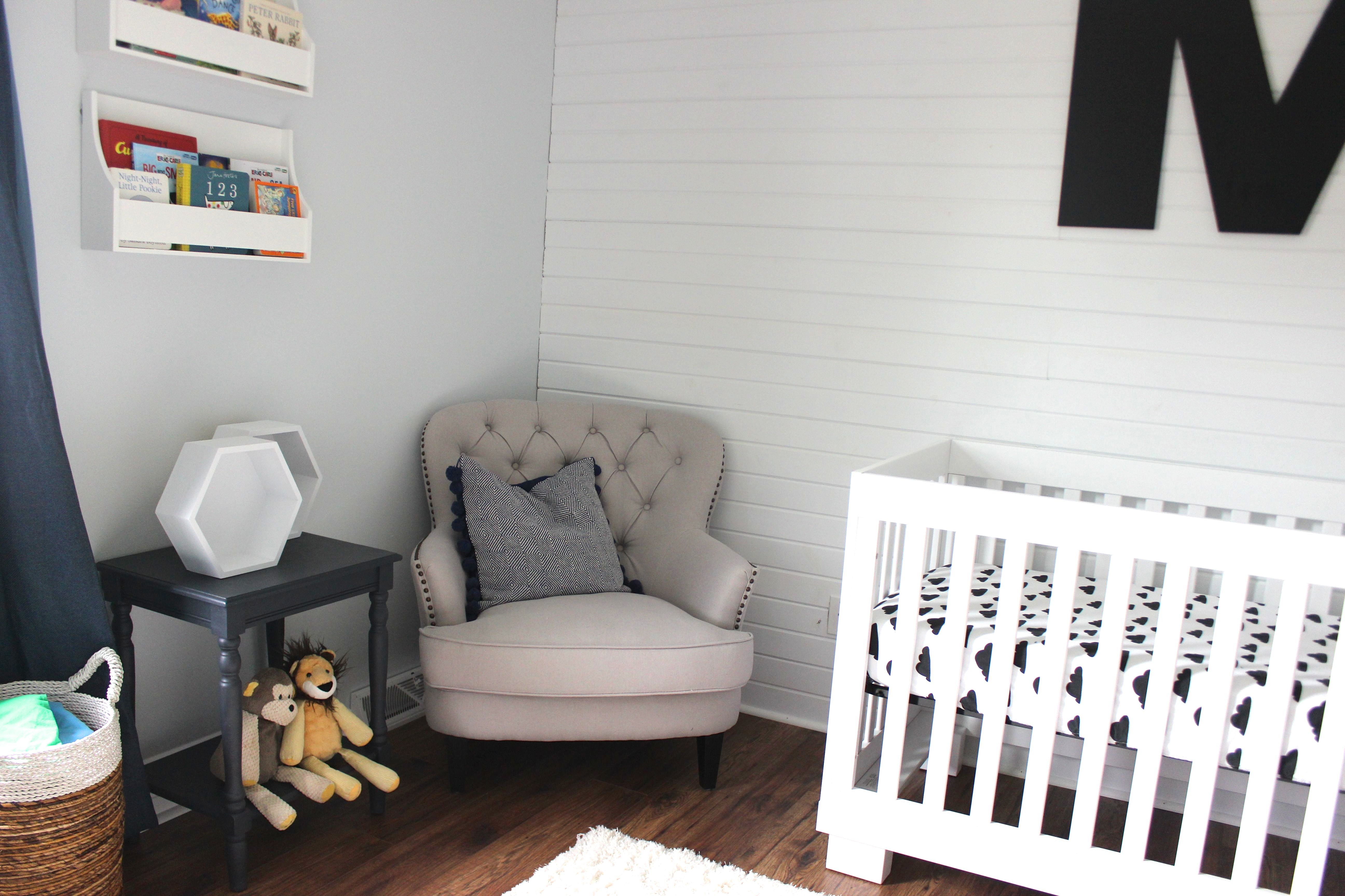 DIY Shiplap Wall For Next Week But You Can See What An Impact It Makes In A Room We Cannot Wait To Carry This Through Few Other Spaces Our Home