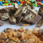 Candy Covered S'mores