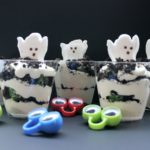 Spooky Dirt Treat Cups